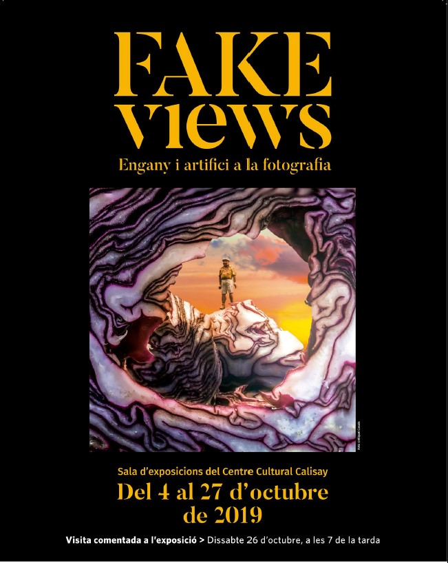 Fake Views exposició